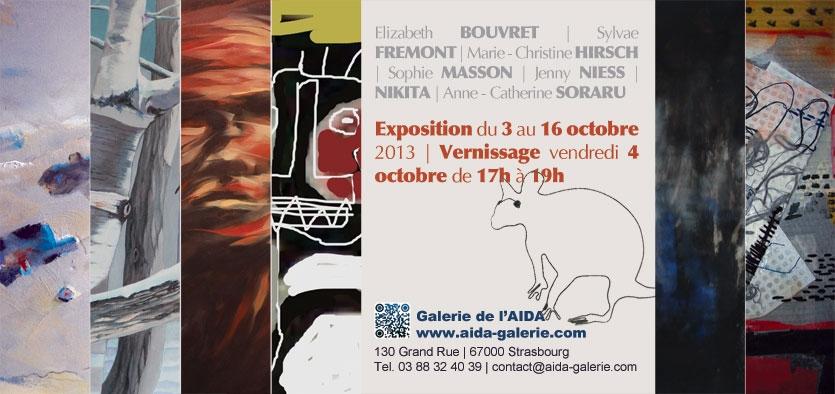 exposition-7 artistes AIDA