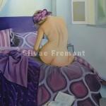 The Private RoomHuile sur bois30 x 40 cm